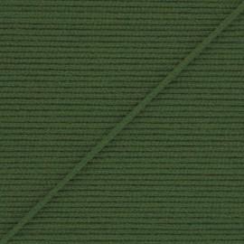Elastique masque Colorama 2,5 mm - Vert kaki