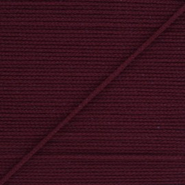 2,5 mm Facemask elastic - burgundy Colorama
