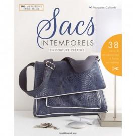 "Book ""Sacs intemporels en couture créative"""