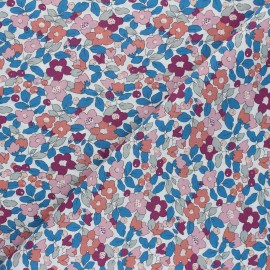 Liberty poplin cotton fabric - Betsy Berry B x 10cm