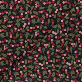 Liberty poplin cotton fabric - Cherry Drop A x 10cm