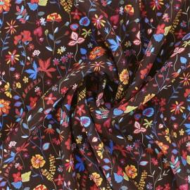 Tissu Soie Liberty - Botanist's Diary C x 10cm