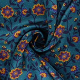 Liberty Silk fabric - State Room C x 10cm