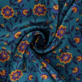 Tissu Soie Liberty - State Room C x 10cm