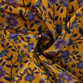 Liberty Silk fabric - State Room A x 10cm
