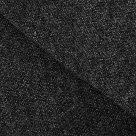tissu drap de laine gris chin x 10cm ma petite mercerie. Black Bedroom Furniture Sets. Home Design Ideas