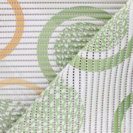 Non-slip PVC mat - green Zest x 10cm