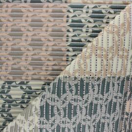 Tapis mousse PVC anti-dérapant Malorie - taupe x 10cm