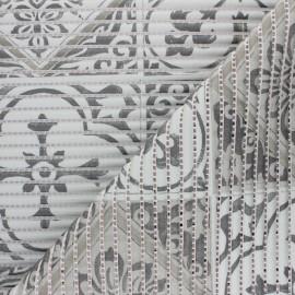Tapis mousse PVC anti-dérapant Tiles - gris x 10cm