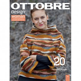 Ottobre Design Woman Sewing Pattern - 5/2020