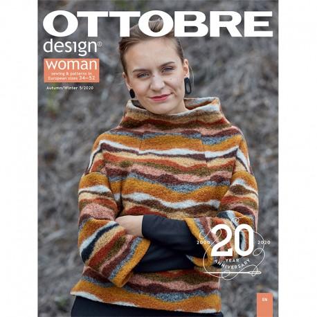 Ottobre Design Woman Sewing Pattern - 5/2020
