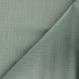 Matex oilcloth fabric - grey green Vision x 10cm