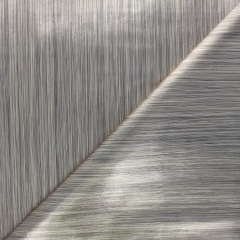 Tissu toile cirée Matex Rocky - bronze x 10cm