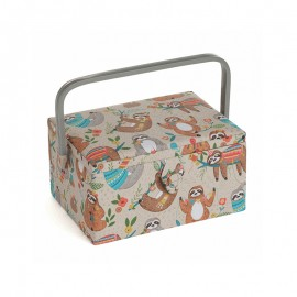 Medium Size Sewing Box - Paresseux