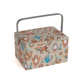 Large Size Sewing Box - Paresseux