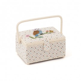 Medium Size Sewing Box - Chouette