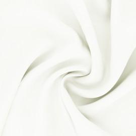 Plain Tencel twill fabric - raw Utopia x 10cm