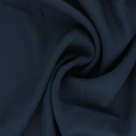 Plain Tencel twill fabric - blue Utopia x 10cm
