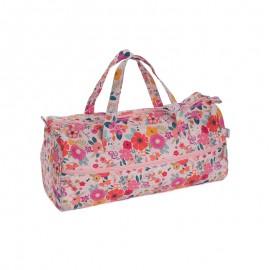Knitting Bag - Flowery