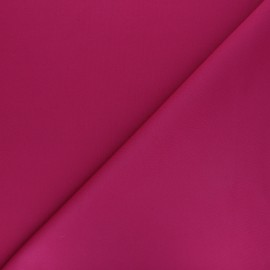 Tissu double Jersey Milano uni - fuchsia x 10cm