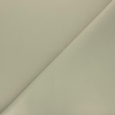 Tissu double Jersey Milano uni - grège x 10cm