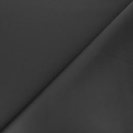 Tissu double Jersey Milano uni - gris foncé x 10cm