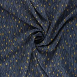 Tissu Viscose Radiance Imaé by Penelope® - gris x 10cm