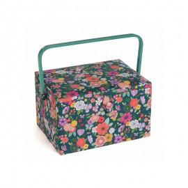 Large Size Sewing Box - Folkflowers