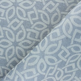 Anti-stain carpet fabric - grey Pacila x 10cm