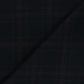 Tissu polyviscose élasthanne Bayswater - noir x 10cm