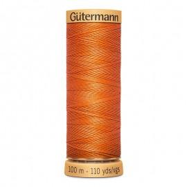 Bobine de Fil à coudre coton Gutermann 100m - N°1576