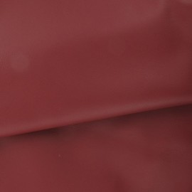 Washable Lambskin Leather - Bordeaux