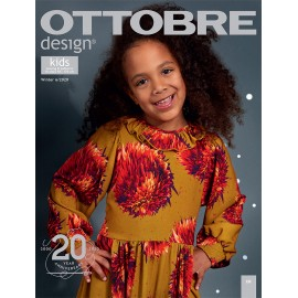 Ottobre Design Kids Sewing Pattern - 6/2020