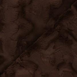 Fourrure Délice - chocolat x 10cm