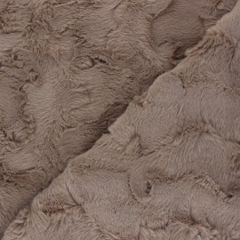 Fourrure Délice - noisette x 10cm