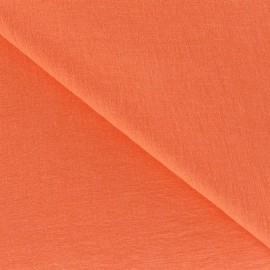 Viscose Fabric - Melon x 10cm