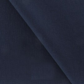 Viscose Fabric - Navy x 10cm