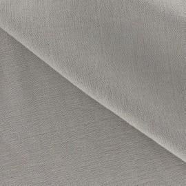 Tissu Viscose taupe x10cm