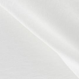Tissu viscose écru x10cm