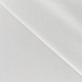 Tissu Viscose Beige clair x10cm