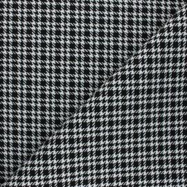 Tissu polyviscose élasthanne Coleen - blanc x 10cm