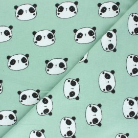Poppy Flannel Fabric - sage green Hi There! x 10cm