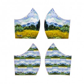 Tissu pour masque Tableau - Vincent Van Gogh