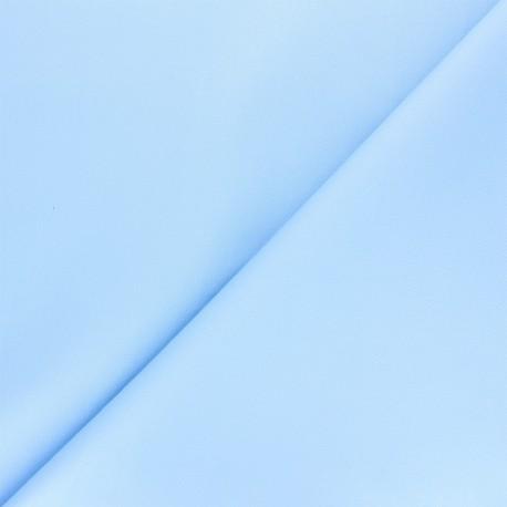 Tissu Gabardine élasthanne mat Vibrance - bleu clair x 10cm