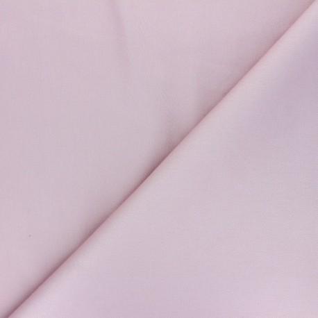 Matte elastane Gabardine fabric - old pink Vibrance x 10cm
