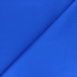 Tissu Gabardine élasthanne mat Vibrance - bleu électrique x 10cm