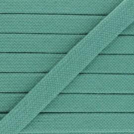 15mm Tubular Cord - celadon green Thalia x 1m