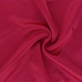 Iridescent Viscose fabric  - fuchsia Madeline x 10cm