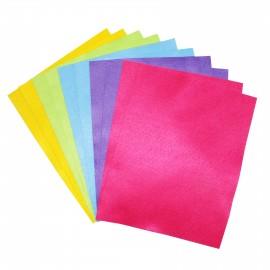 Felt Sheets (10 Pack) - Neon