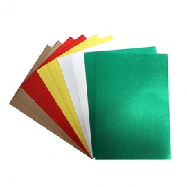 Metallic EVA foam sheets
